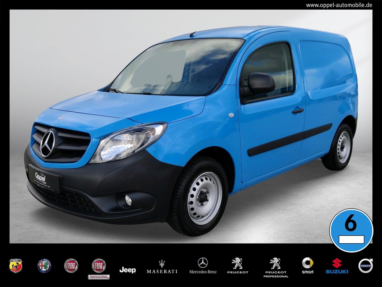 Mercedes-Benz Citan 108 CDI Kasten Lang KLIMA+TRENNWAND+HOLZB., Jahr 2018, Diesel