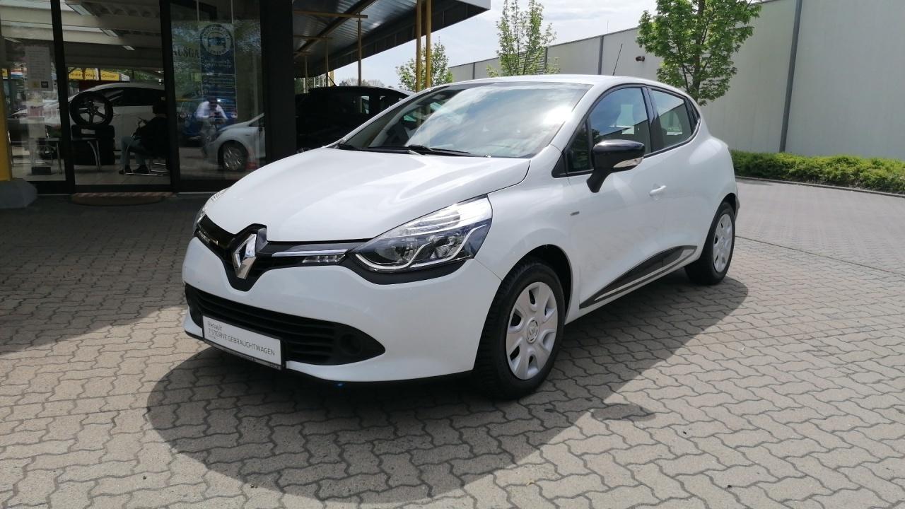 Renault Clio 1.216V 75 LIMITED +NAVI+TEMPOMAT+WKR+UVM+, Jahr 2016, Benzin