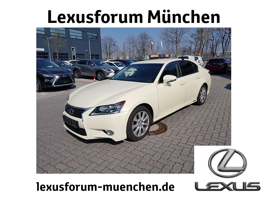 Lexus GS 300h TAXI Edition *Big Deal+5nJ-Garantie, Jahr 2015, Hybrid