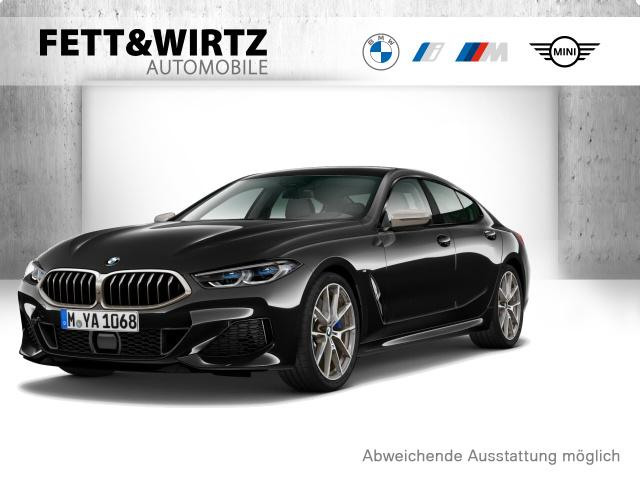 BMW M850i xDrive Gran Coupe Leas. ab 995,- br.o.Anz., Jahr 2020, Benzin