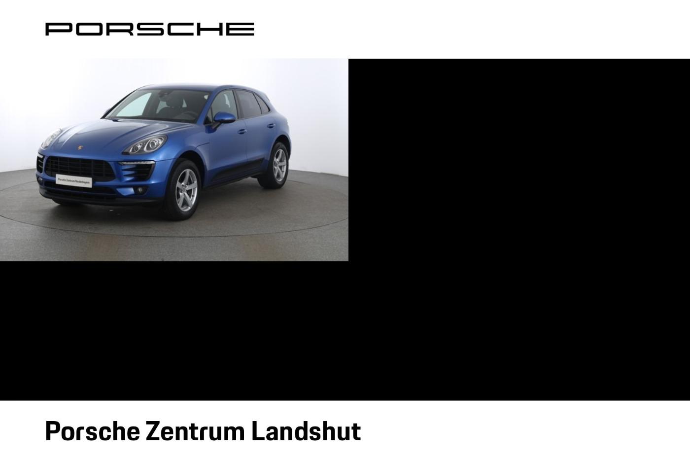 Porsche Macan | Standheizung |, Jahr 2017, Benzin