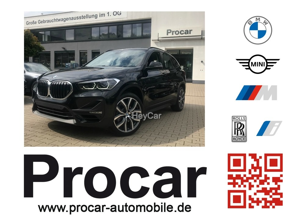 BMW X1 sDrive18i Advantage Klimaaut. PDC RFT, Jahr 2020, Benzin