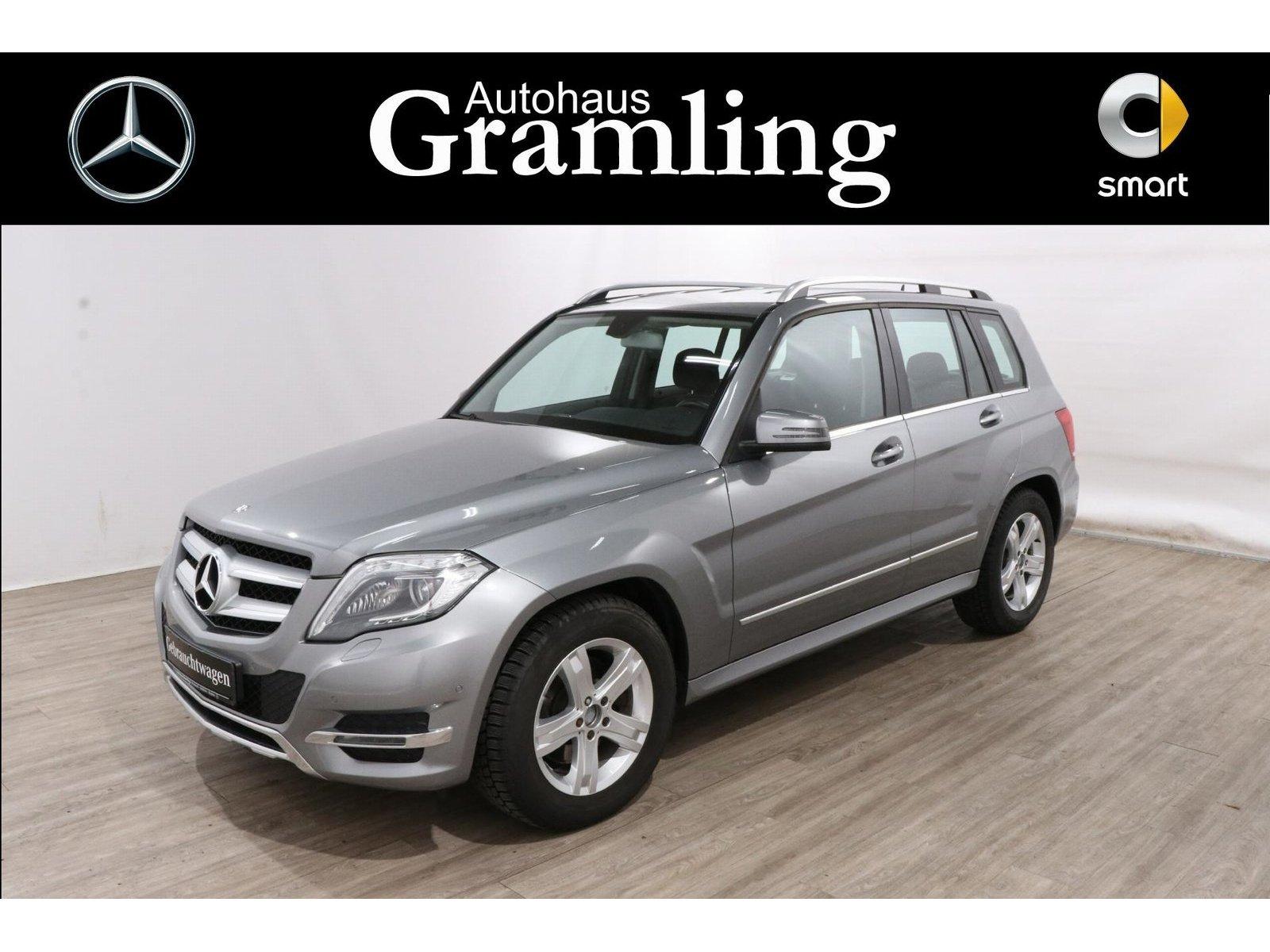 Mercedes-Benz GLK 220 CDI 4M Navi*AHK*ILS*PTS*elek. Heckklappe, Jahr 2013, Diesel