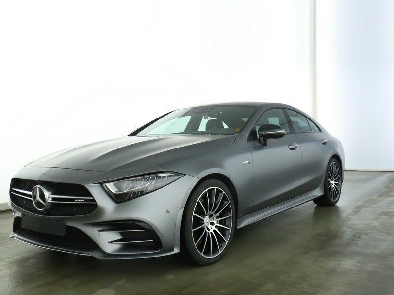 Mercedes-Benz CLS 53 4M Burmester-3D Head-Up Stdhg. Keyless-GO, Jahr 2019, Benzin