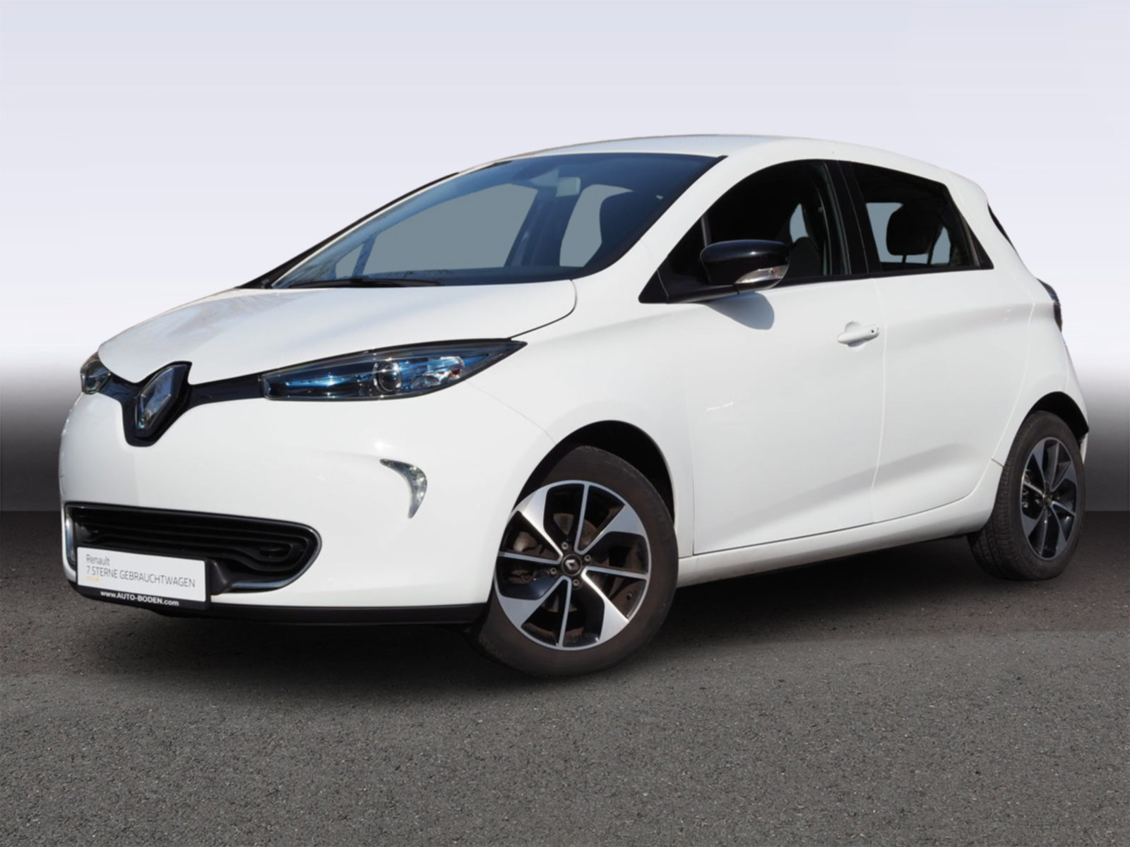 Renault ZOE INTENS zzgl. Batterie NAVI PDC KLIMA LM-Felg, Jahr 2018, Elektro