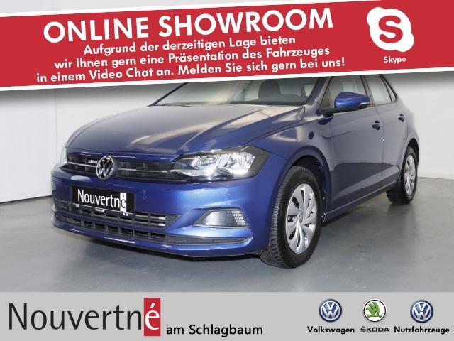 Volkswagen Polo 1.0 TSI Comfortline + DSG + Navi + ACC, Jahr 2020, Benzin