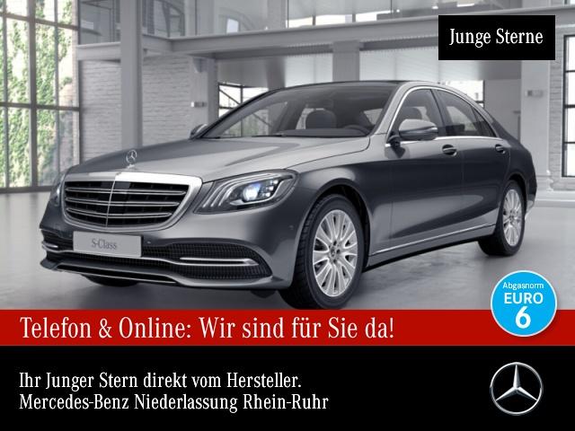 Mercedes-Benz S 560 4M 360° Pano Multibeam Burmester Distr. EDW, Jahr 2017, Benzin