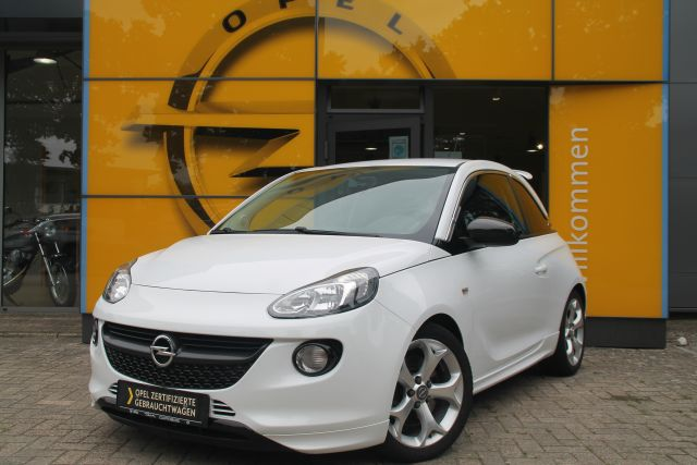 Opel Adam S 1.4 Turbo *Recaro/IntelliLink/Klimaauto*, Jahr 2015, Benzin