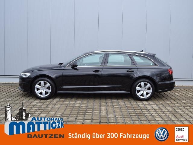 Audi A6 Avant 2.0 TDI EU6 190 PS ultra XENON/NAVI+RFK, Jahr 2015, Diesel