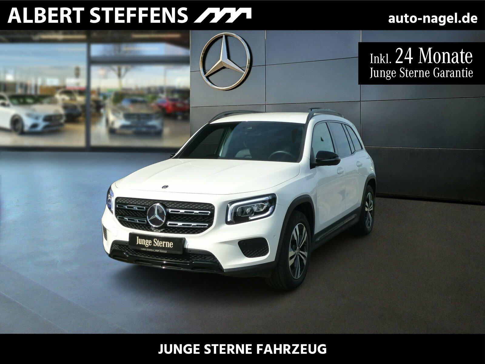 Mercedes-Benz GLB 200 d Progressive Kamera+Navi+Night+LED+SHZ, Jahr 2019, Diesel