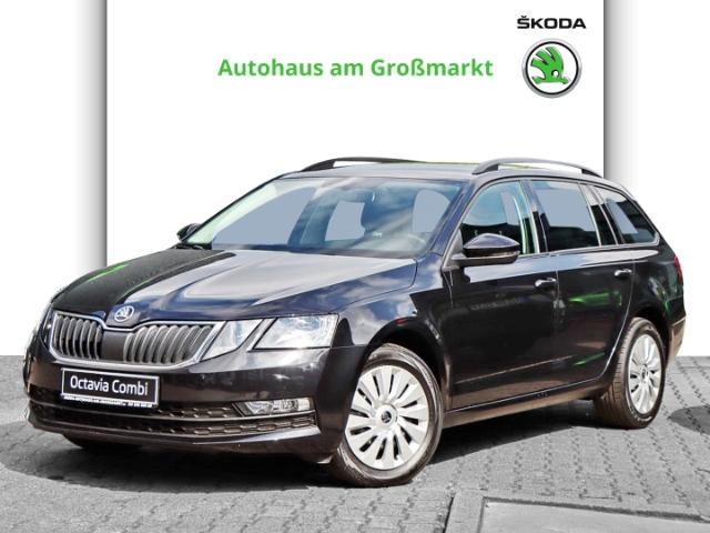 Skoda Octavia Combi Ambition 1.8 TSI DSG NAVI, Jahr 2018, Benzin