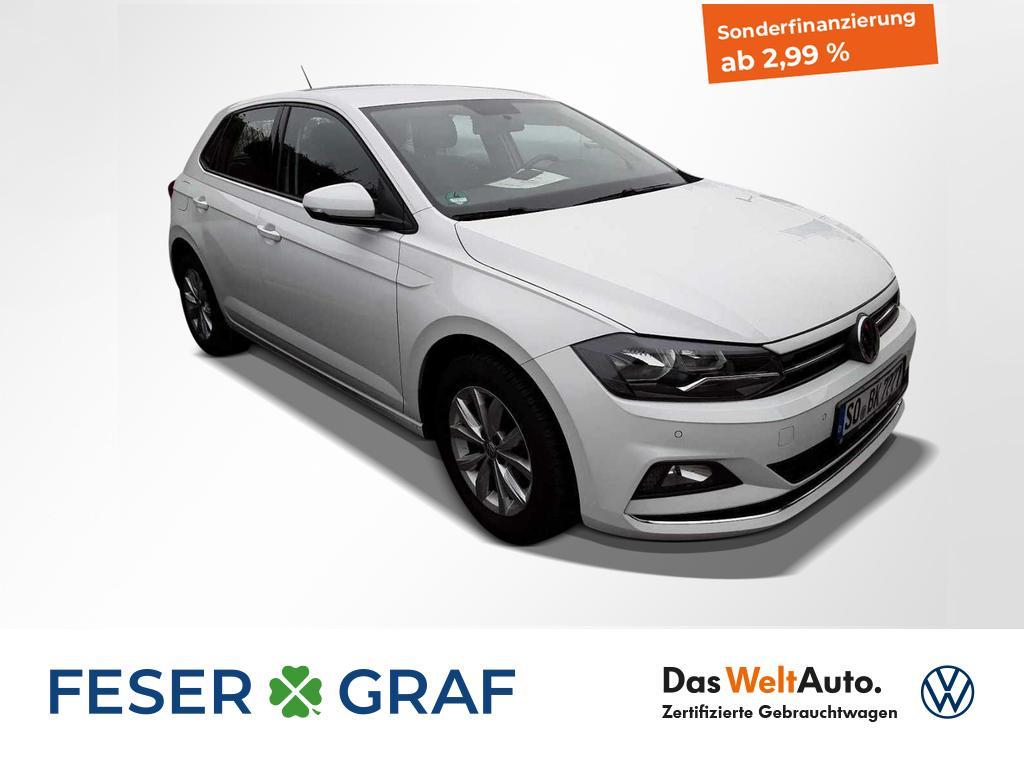 Volkswagen Polo 1.6TDI Highline Klimaanlage Sitzheizung, Jahr 2019, Diesel