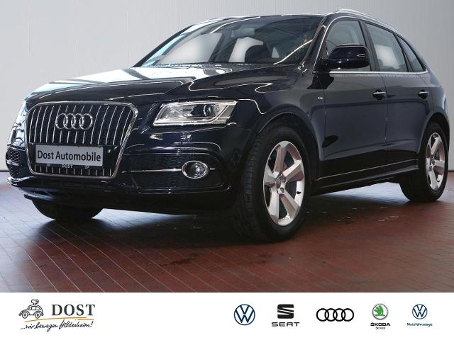 Audi Q5 S Line selection, 2.0 TDI, 6 Gang KLIMA NAVI, Jahr 2016, Diesel