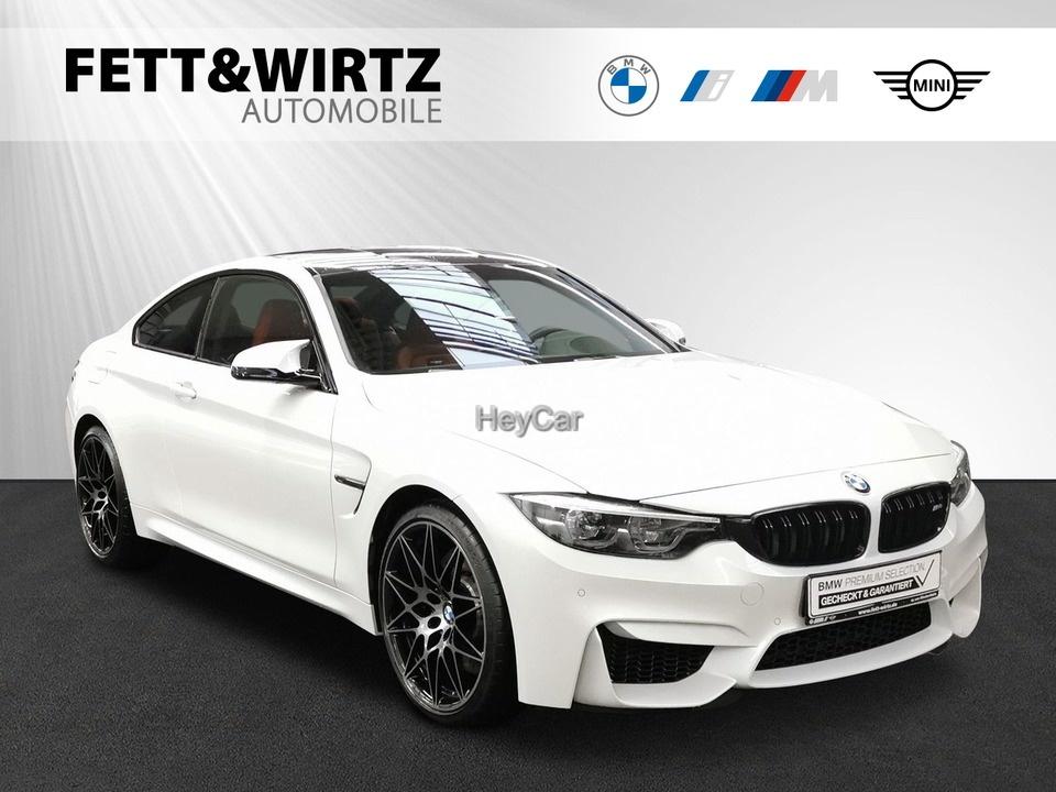 BMW M4 Competition Coupe HUD RFK Leas ab 725,-br.o.A, Jahr 2020, Benzin