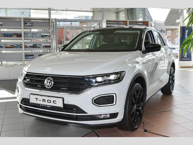 Volkswagen T-Roc 'UNITED' R-line 1.5 TSI DSG LED Navi, Jahr 2020, Benzin