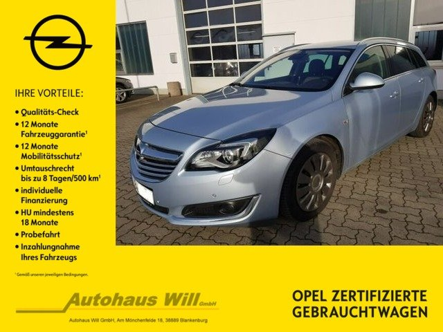 Opel Insignia A Sports Tourer Innovation (Facelift), Jahr 2014, Diesel