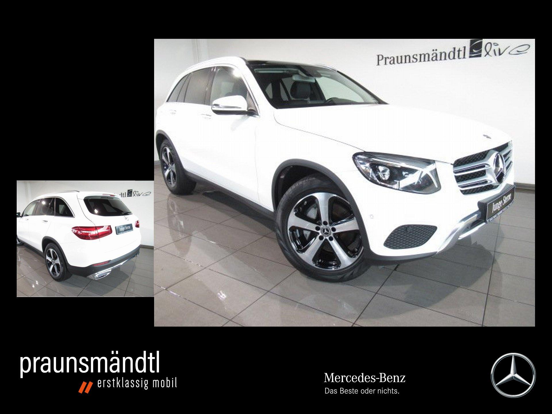 Mercedes-Benz GLC 350 d 4M OFF-ROAD AMG StaHz/Pano/AHK/LED/Sou, Jahr 2018, Diesel