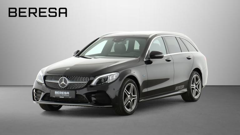 Mercedes-Benz C 300 de T AMG Comand Fahrassist. Pano.-Dach LED, Jahr 2020, Hybrid_Diesel