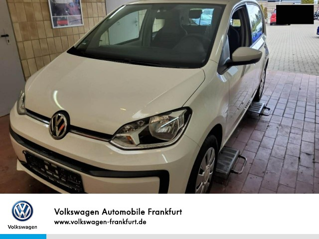 Volkswagen up! 1.0 move up! Klima up! 1,0 BMT move 44 M5F, Jahr 2018, Benzin