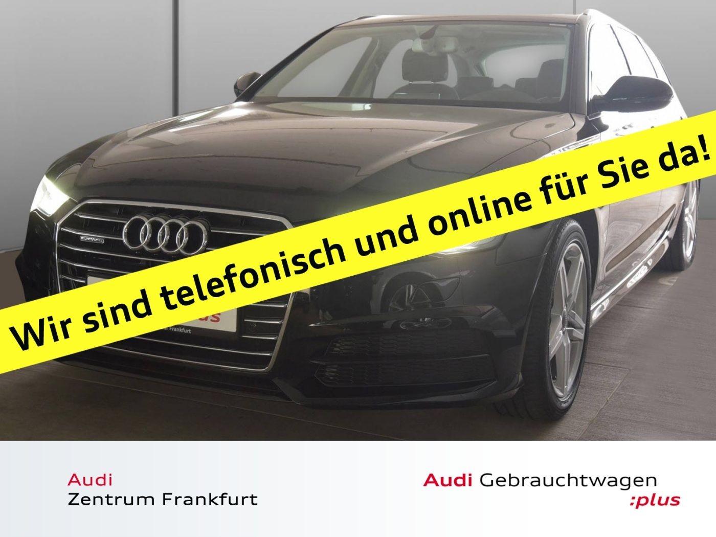 Audi A6 Avant 2.0 TDI quattro S tronic Navi Xenon Panorama Tempomat, Jahr 2018, Diesel