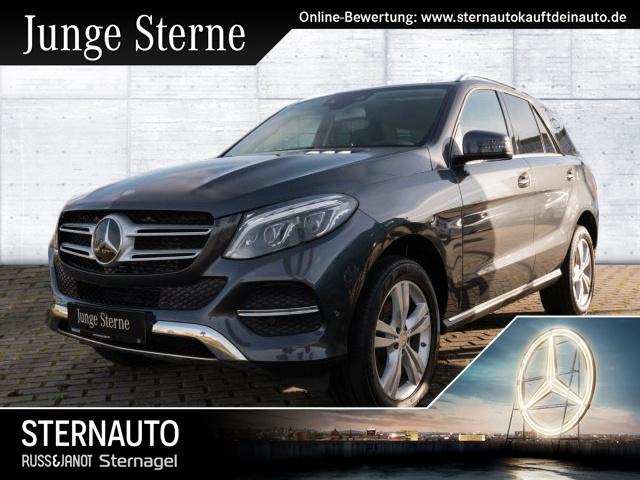 Mercedes-Benz GLE 250 d 4M StHz Distro AHK RÃCam LED iLS Navi, Jahr 2016, diesel