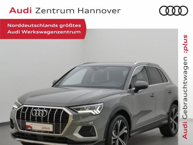 Audi Q3 advanced 40 TDI quattro S tronic, Jahr 2020, Diesel