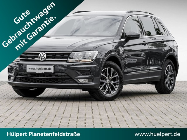 Volkswagen Tiguan 2.0 TDI Comfort NAVI ACC PDC ALU, Jahr 2018, Diesel