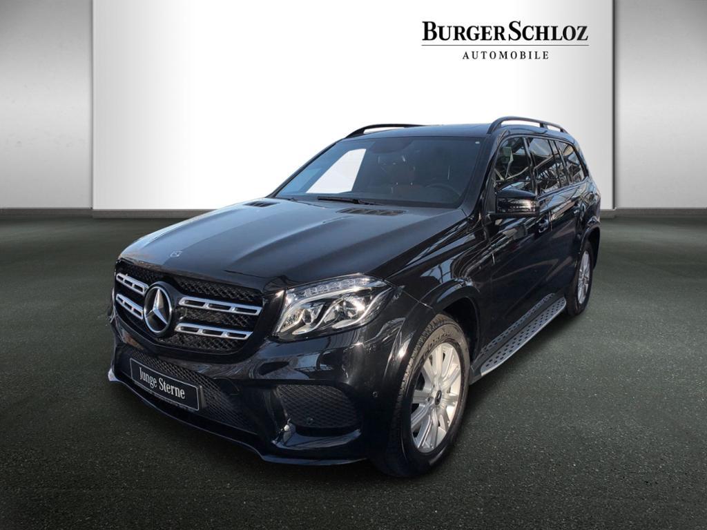 Mercedes-Benz GLS 400 4MATIC AMG/Comand/Night/LED/Kamera, Jahr 2017, Benzin