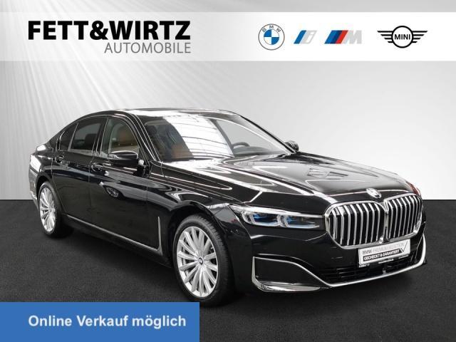 BMW 740d xDrive Massage Standhzg Leas ab 729,-br.o.A, Jahr 2020, Diesel