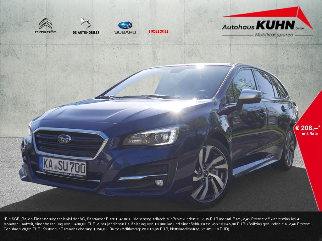 Subaru Levorg 2.0i Exclusive Lineartronic AWD, Jahr 2019, Benzin