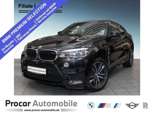 BMW X6 M Navi Prof. M Drivers Package Standhzg. AHK, Jahr 2018, Benzin