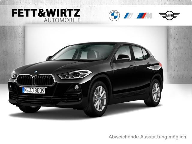 BMW X2 sDrive18d Navi PA LED PDC SHZ Klimaaut. 17''LM, Jahr 2018, Diesel
