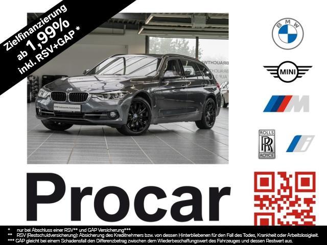 BMW 335d xDrive Touring Sport Line Automatic Aut., Jahr 2017, Diesel