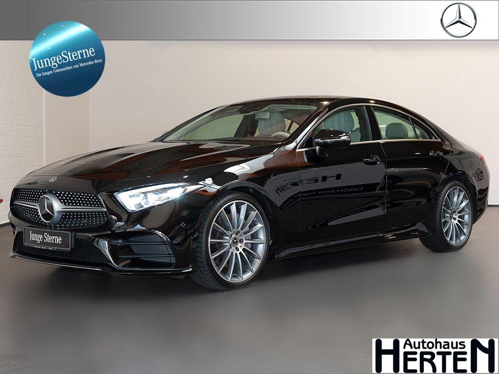 """Mercedes-Benz CLS 300 d AMG MULTIBEAM SHD 20"""" Multikontursitze, Jahr 2020, diesel"""