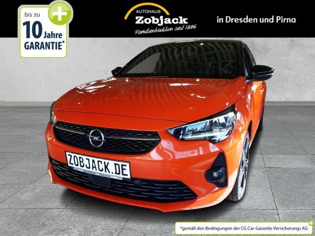 Opel Corsa F GS Line 1.2T 8-fach bereift LED Kamera, Jahr 2020, Benzin