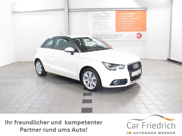 Audi A1 Ambition 1.2 TFSI #Xenon, Jahr 2012, Benzin