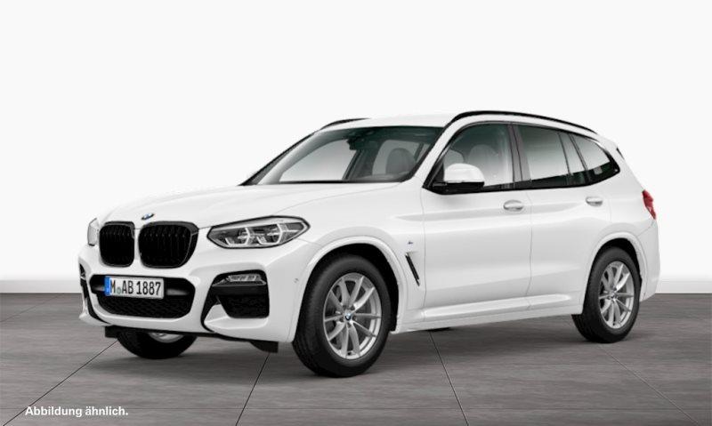 BMW X3 xDrive20d ZA M Sport Head-Up, Jahr 2020, Diesel