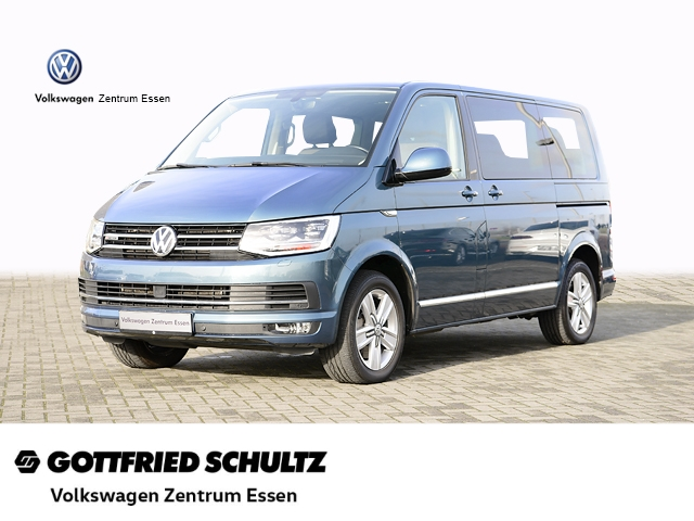 Volkswagen Multivan 2.0 TDI Highline 4Motion DSG Standhzg SD LED Navi, Jahr 2016, Diesel