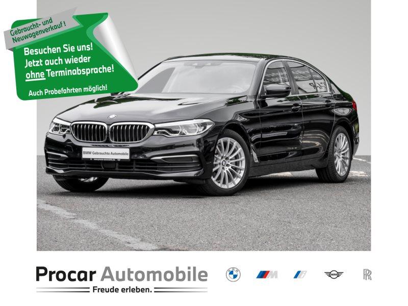 BMW 520d Limousine Head-Up HiFi LED WLAN RFK Shz, Jahr 2018, Diesel