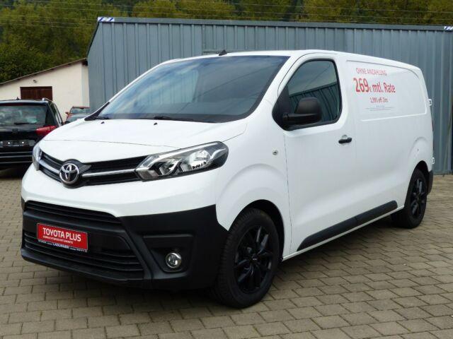 Toyota Proace 1,6-l-D-4D L1 Comfort *Klima+Alufelgen*, Jahr 2016, Diesel