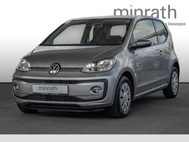 Volkswagen up! move BMT 1.0 EU6d-T LED RDC Klima SHZ Temp PDC AUX, Jahr 2019, Benzin