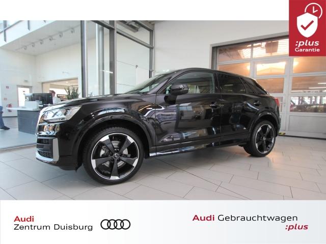 Audi Q2 35 TFSI S-tronic 2xS-line LED ACC Navi+ B&O, Jahr 2019, Benzin