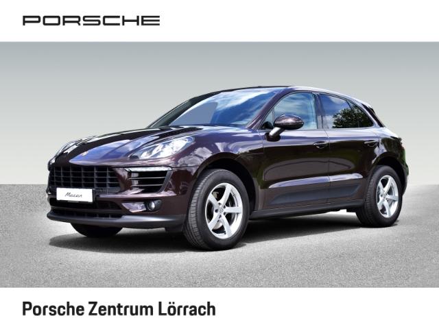 Porsche Macan, Jahr 2017, Benzin