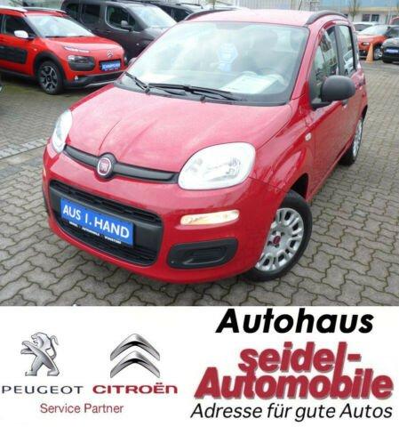 Fiat New Panda 1.2 8V MY PANDA,1.Hand,Klima,Garantie, Jahr 2014, Benzin