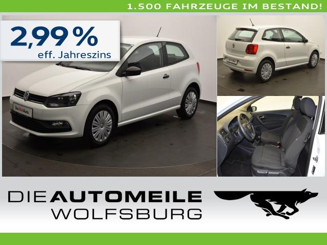 Volkswagen Polo 5 V 1.0 Trendline ZV/Klima el. Fenster, Jahr 2016, Benzin