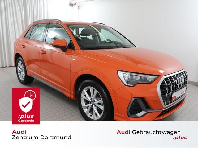 Audi Q3 S line 35TDI qu. MMI/Sitzhzg/APS, Jahr 2019, Diesel