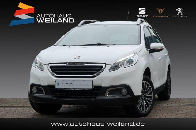 Peugeot 2008 82 VTI Active 1.Hand, Jahr 2014, Benzin