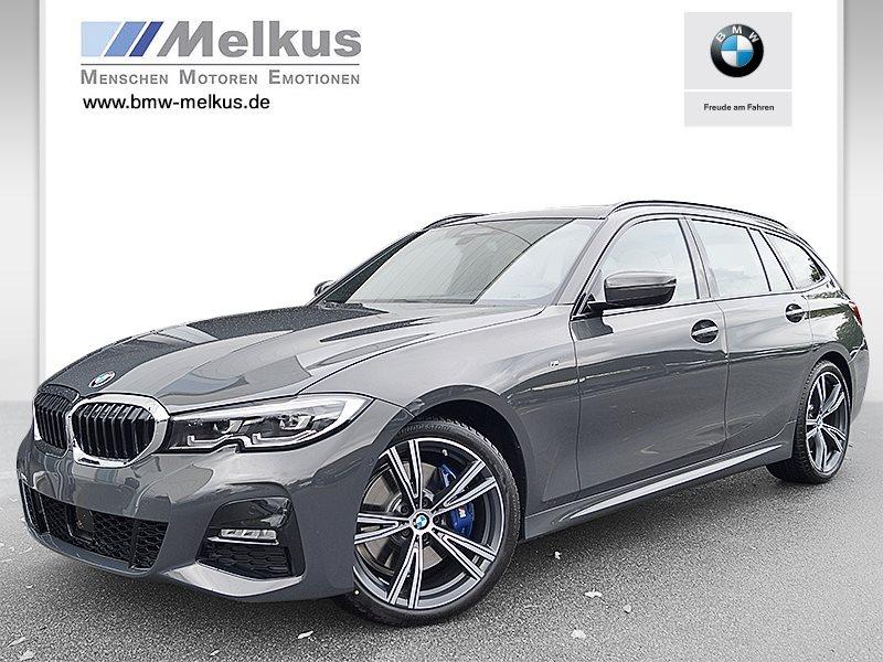 BMW 330i xDrive TOURING/Sport-Line/HEAD-UP/RÜCKFAHRKAMERA-AHK-TOTWINKEL, Jahr 2019, Benzin