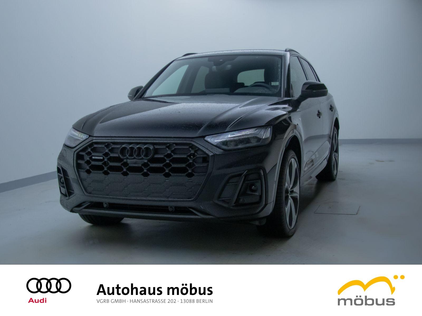 Audi Q5 S line 40 TDI QU S-TR*MMI NAV+*B&O*MATRIX-LED, Jahr 2021, Diesel