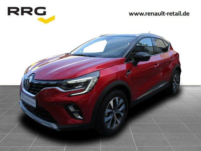 Renault Captur II TCe 140 Intens Aut., Jahr 2021, Benzin